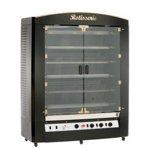 Rotisserie Broiler, 36 - 42 Chicken Capacity, Gas