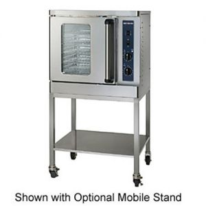 Half Size Convection Oven with Electronic Control, Single Deck, Electric