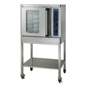 Half Size Convection Oven with Manual Control, Single Deck, Electric