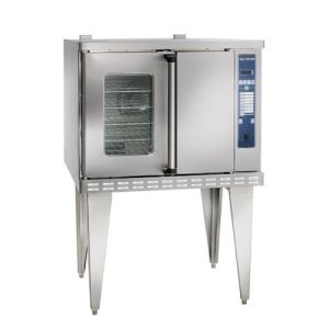Full Size Convection Oven with Electronic Control, Single Deck, Gas