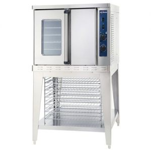 Full Size Convection Oven with Manual Control, Single Deck, Gas