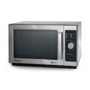 RCS Series 1000 Watt Dial Control Commercial Microwave Oven