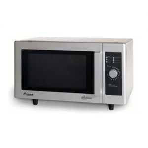 RMS Series 1000 Watt Dial Control Commercial Microwave Oven