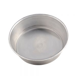 Tapered / Nesting 7 Inch Pizza Pan