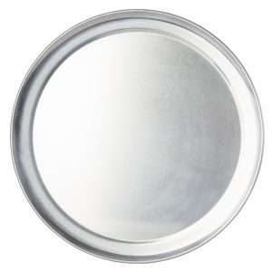 Pizza Pan 11 Inch Wide Rim Aluminum