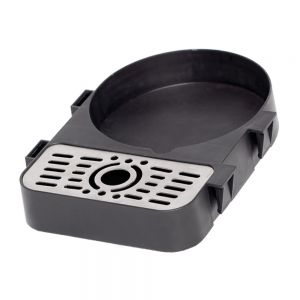 Service Ideas APDT1BL Airpot Holder with Drip Tray
