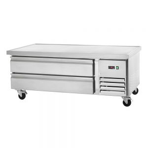 Refrigerated Chef Base with 2 Drawers