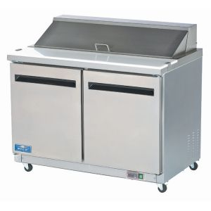 Mega Top Sandwich/Salad Prep Table, 48 Inches