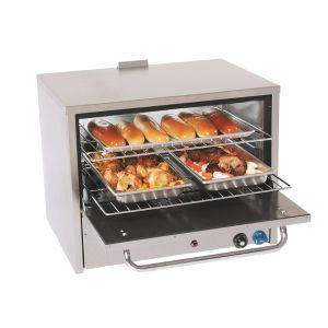 Bake Oven, Deck-Type, Gas, 31-1/2 W