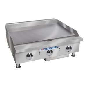 24 Inch Heavy Duty Countertop Gas Griddle