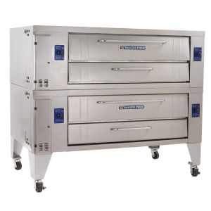 78 Inch Super Deck Series Gas Deck Oven - Double Deck