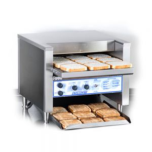 High Capacity Conveyor Toaster - 2,000 Slices/Hour, 208V