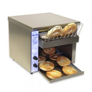 Junior Conveyor Bagel Toaster - 500 Bagel Halves/Hour