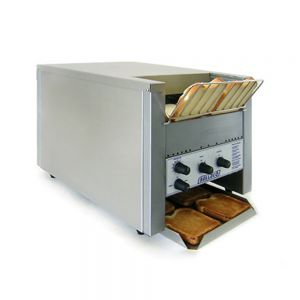 Bread & Bun Conveyor Toaster - 450 Slices/Hour, 120 Volt