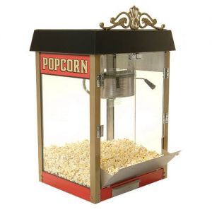 Street Vendor 6 oz Popcorn Machine - 120 volt