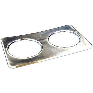 Two Hole Adaptor Plate 8-3/8 Inch