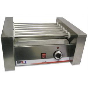 10 Dog Roller Grill