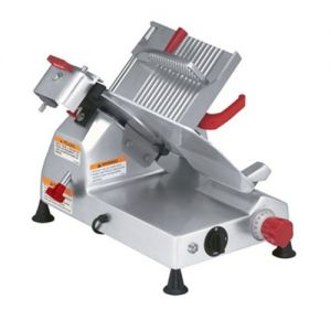 Economy Slicer, 45 Degree Gravity Feed, 10 Inch Knife