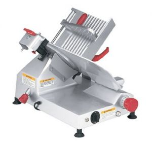 Economy Slicer, 45 Degree Gravity Feed, 12 Inch Knife