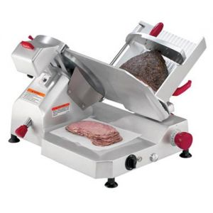 Economy Slicer, 45 Degree Gravity Feed, 14 Inch Knife