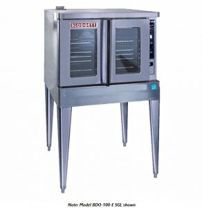 Full Size Double Deck Electric Convection Oven - Energy Star