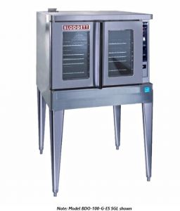 Full Size Double Deck Gas Convection Oven - Energy Star
