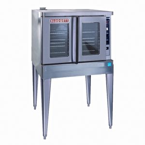 Full Size Single Deck Gas Convection Oven - Energy Star