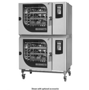 Double Stack Boilerless Gas Combi - 10 Wire Shelves