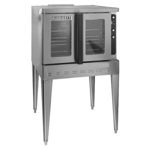 Premium Full Size Bakery Depth Gas Convection Oven