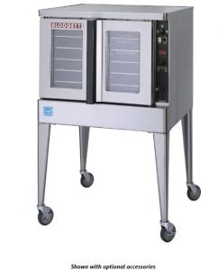 Premium Full Size Standard Depth Electric Convection Oven