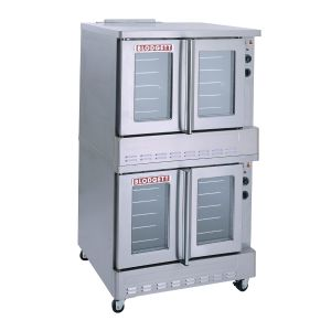 Full Size Double Deck Electric Convection Oven