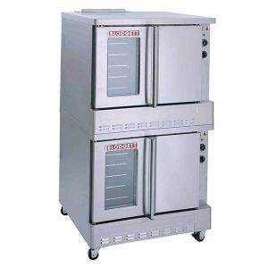 Full Size Double Deck Convection Oven