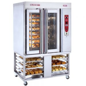 Electric Mini Rotating Rack Bakery Oven