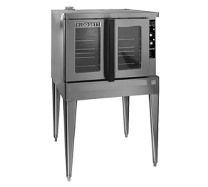 Zephaire Full Size Standard Depth Gas Convection Oven - Energy Star
