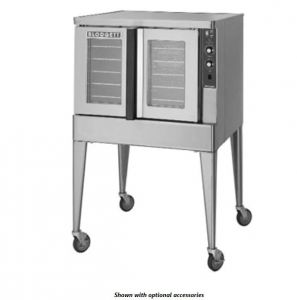 Zephaire Full Size Bakery Depth Electric Convection Oven - Energy Star