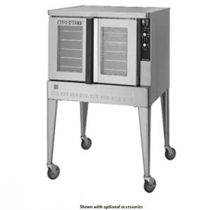 Zephaire Full Size Bakery Depth Gas Convection Oven