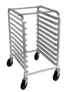 Half Size 10 Tier Knock Down Bun Pan Rack