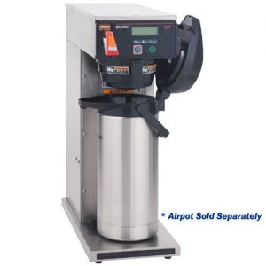 Commercial Airpot Coffee Brewer, Automatic Coffee Maker for Airpot, Single, Digital