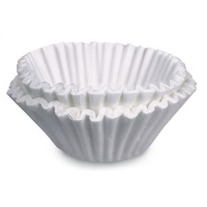 Coffee Filters, 12 Cup, for Bunn Coffee Makers, Cs. of 1000 Ea.