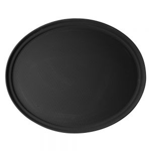 Cam tread 27 Inch Oval Non-Skid Serving Tray