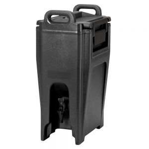Ultra Camtainer Beverage Carrier, Insulated Plastic, 5-1/4 Gallon Capacity