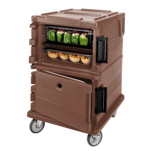 Ultra Camcart Food Pan Carrier, Front Loading, Approximately Cap. 90 Qt.