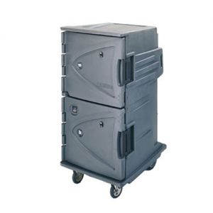 Camtherm Hot Cart, Electric, Tall Profile, Double Door