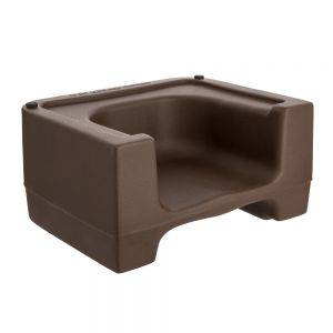 Booster Seat, Dual Sided, Brown