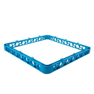 Open Extender for Dish Rack Blue (Warewashing