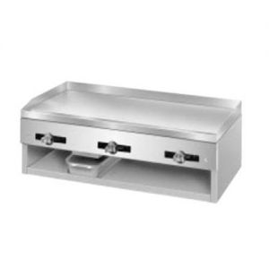 Griddle, Budget Series, Counter Model, Gas, 48 Inches
