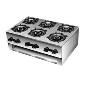 Hotplate, Budget Series, Counter Model, Gas, 30 Inches