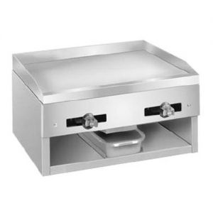 Griddle/Cheesemelter, Budget Series, Counter Model, Gas, 20 Inches