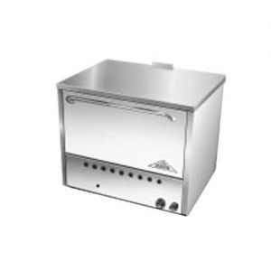 Bake Oven, Deck-Type, Gas, 19-1/2 W