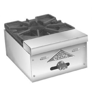 Hotplate, Counter Model, Gas, 12 Inches Without Legs